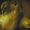 Pears by Adam Zebediah Joseph
