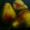 Pears by Agusta Gudrun  Olafsdottir