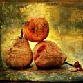 Pears by Bernard Jaubert