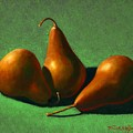 Pears by Frank Wilson