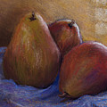 Pears In Natural Light by Susan Jenkins