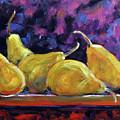 Pears Mioummmmmmmmmm by Richard T Pranke