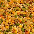 Peas And Lentils by Lynda Lehmann
