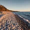 Pebble Beach Autumn    by Doug Gibbons