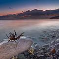 Pebble Beach by Mike Drosos