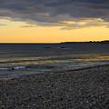 Pebble Beach Sunset by AnnaJanessa PhotoArt