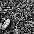Pebbles And Rocks by Jon Glaser