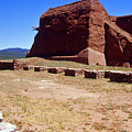Pecos Mission New Mexico - 2 by Randy Muir