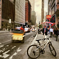 Peddle It Manhattan by Diana Angstadt