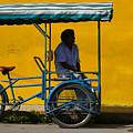 Pedicab by Skip Hunt