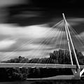 Pedestrian Bridge by Bernd Markgraf