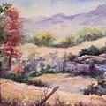 Pee Dee Creek by Virginia Potter