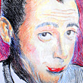 Pee Wee Herman  by Jon Baldwin  Art