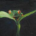 Peek A Boo by Elizabeth Rieke Hefley