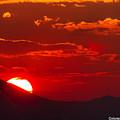 Peek-a-boo Sun by Jim Garrison