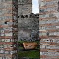 Peek Into The Past - Pompeii by Debra Martz