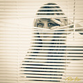 Peeping Alex by Rikk Flohr