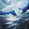 Pegasus by Heather Calderon