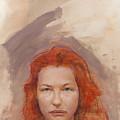 Peggy Is Fire by Matthew Schenk
