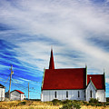Peggy's Cove Church by Tatiana Travelways
