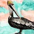 Pelican 3 by Derek Mccrea