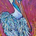 Pelican by Arrin Burgand
