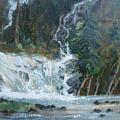 Pelican Falls by Bryan Alexander