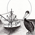 Pelican Fishing Paradise C1 by Ricardos Creations