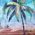 Pelican Palm II by Kristen Abrahamson