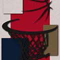 Pelicans Hoop by Joe Hamilton