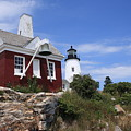 Pemaquid Lighthouse 2 by Doug Mills