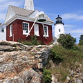 Pemaquid Lighthouse by Doug Mills