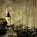 Pemaquid Point by Christine Hauber
