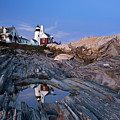 Pemaquid Point Lighthouse - D002139 by Daniel Dempster