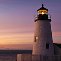 Pemaquid Point Lighthouse by John Greim