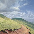 Pen Y Fan by Richard Picton