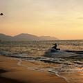 Penang Sunset by Nancie McKinnon