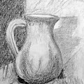 Pencil Pitcher by Jamie Frier