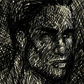 Pencilportrait 02 by Bad Robin