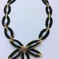 Pendant With Beads 1 by Blerta Kajolli Fisheku