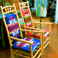Pendleton Chairs by Methune Hively