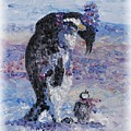 Penguin Love by Nadine Rippelmeyer