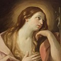 Penitent Mary Magdalene by Reni Guido