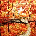 Pennsylvania Autumn by Constance Larimer