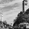 Pennsylvania Avenue by SR Green