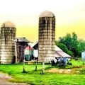 Pennsylvania Farming  by Jerry O'Rourke