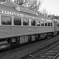 Pennsylvania Reading Seashore Lines Train by Terry DeLuco