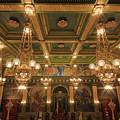 Pennsylvania Senate Chamber by Shelley Neff