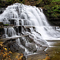 Pennsylvania Waterfall by Christina Rollo