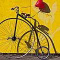Penny Farthing Love by Garry Gay